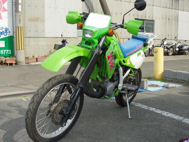 カワサキ KDX250 画像 1