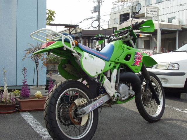 カワサキ KDX250 画像 3
