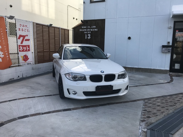 BMW120Iクーペ 写真
