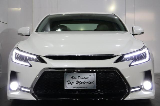 マークX 250G G´s仕様 新品車高調  850  写真