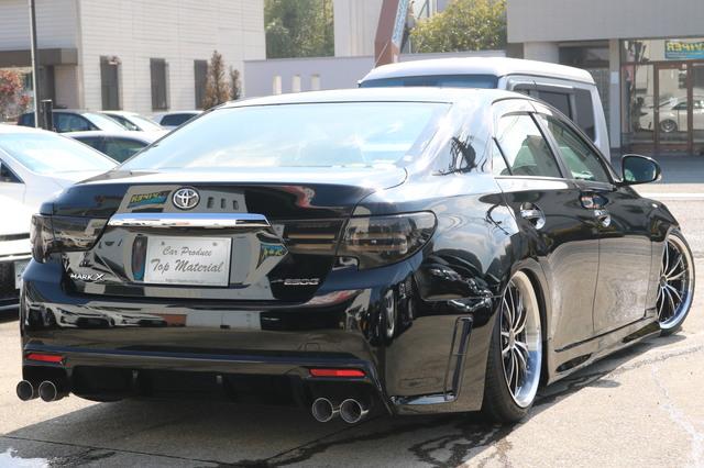 マークX 250G G's仕様 新品車高調 569 写真