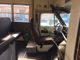 G30ショート ベース スクールバス  8ナンバー  写真