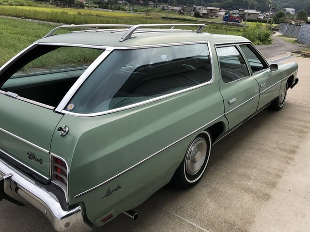 Impala Wagon 写真