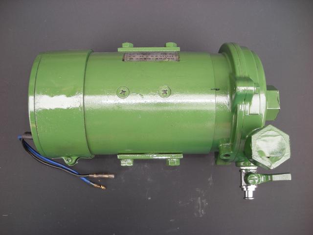 400W水ポンプ 写真