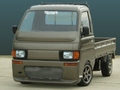 ハイゼットトラック(S100P)フロントバンパースポイラー 写真
