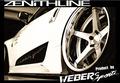 ZENITH LINE サイドススカート Z34用