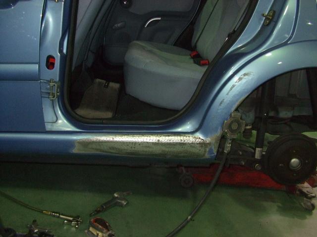 板金 塗装 外車