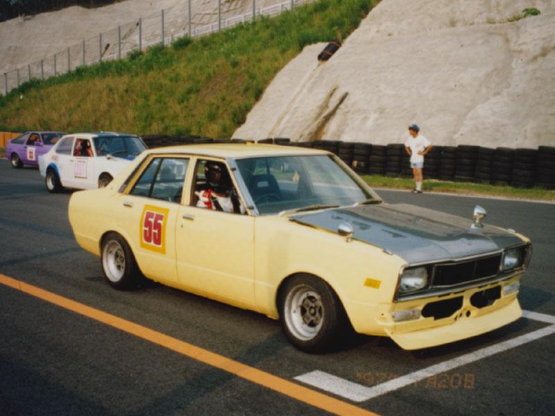 PA10スタンザ レース用 スタートグリッド