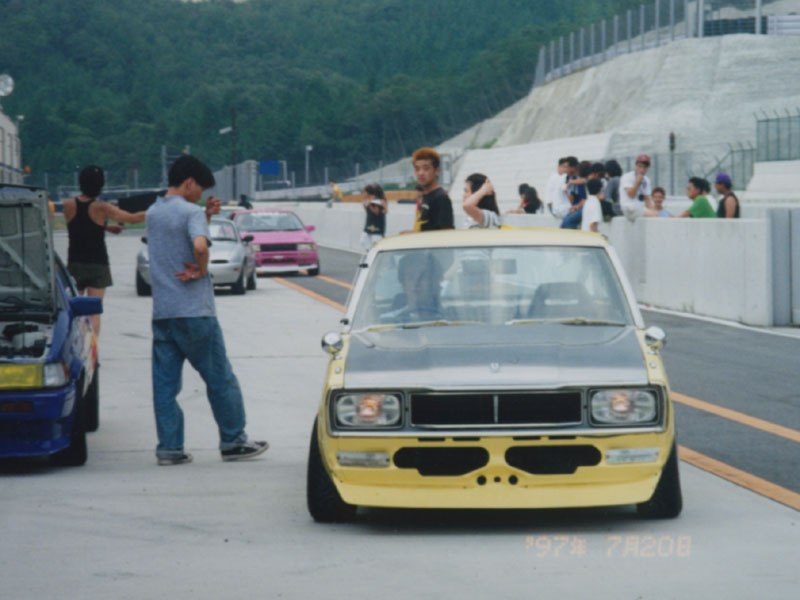 PA10スタンザ レース用