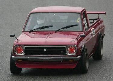GB122 SANNY サニトラ・EXPレーシングサニートラック。