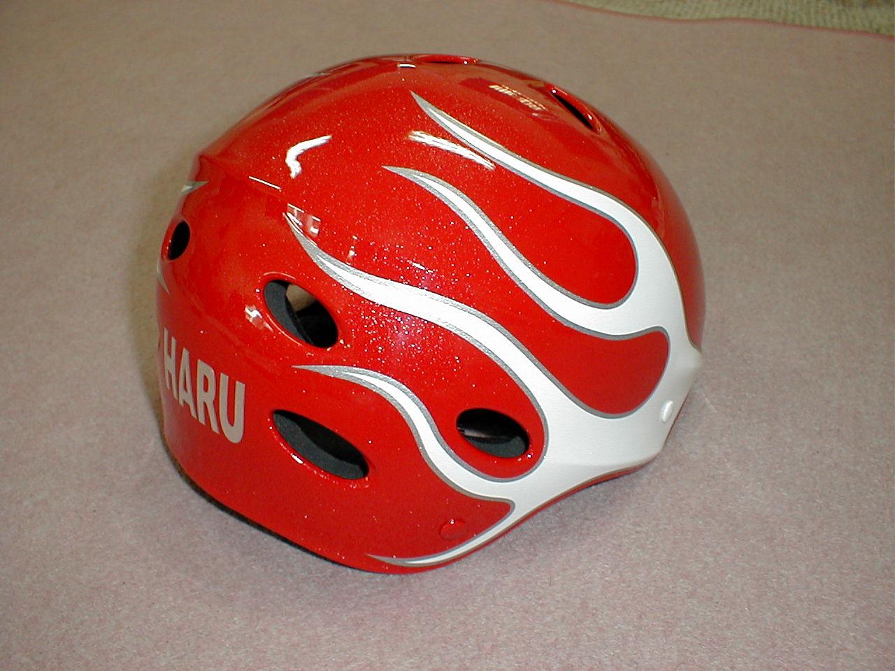 カヌー?ウオータースポーツ用ヘルメット