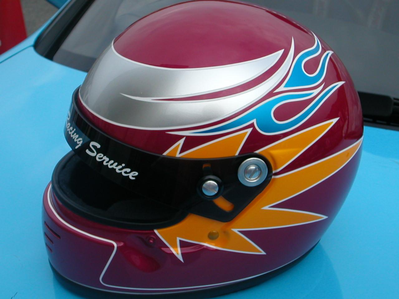 四輪・レース用ヘルメット第5弾。『71号車』