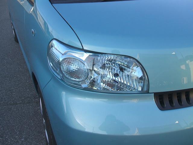 車にも、カラーコンタクトで目元のオシャレを♪・・施工例