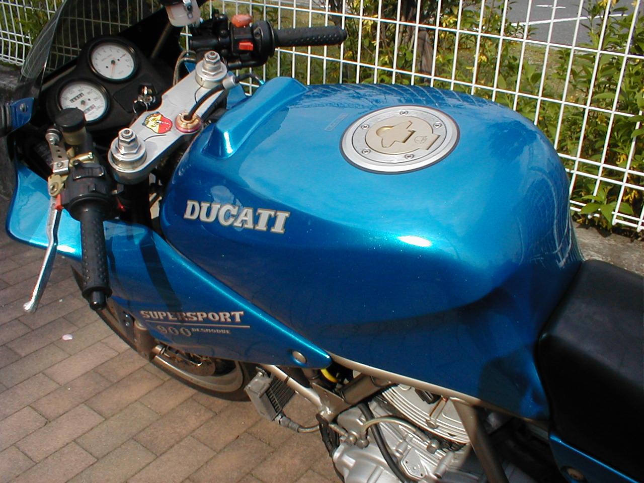 SUPERSPORT900ドゥカティ・DUCATIカスタム。