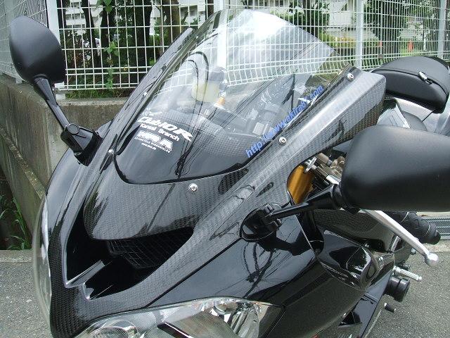 kawasakiカワサキZX-10Rのリアルカーボンカウル製作♪