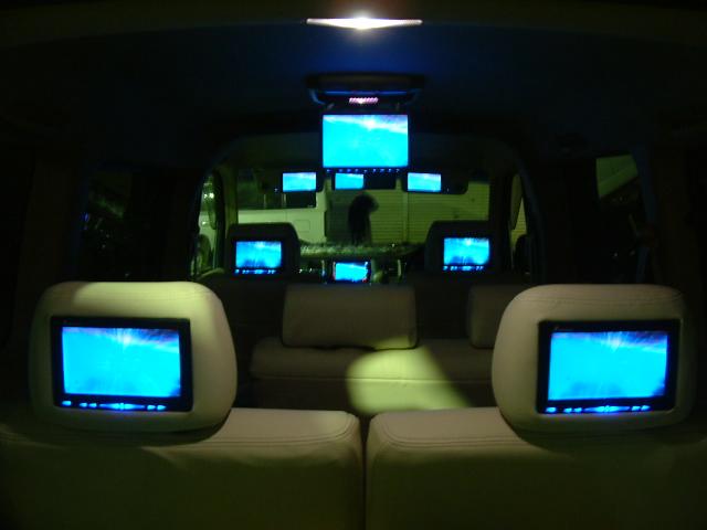 RF3 ステップワゴン モニター追加