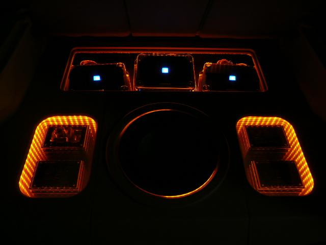 CR-V トランクオーディオ製作