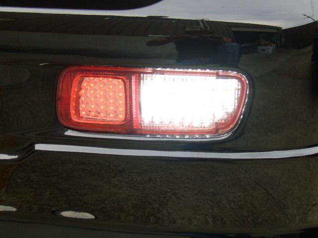 ストリーム 反射板LED加工
