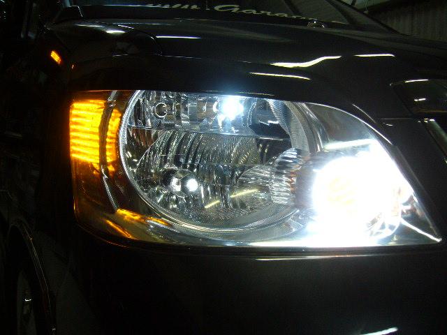 ノア LEDウインカー&イカリング