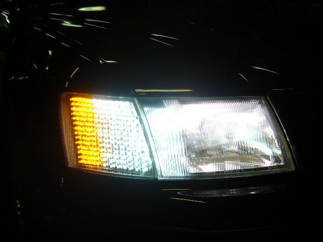 20セルシオ LEDマーカー 製作