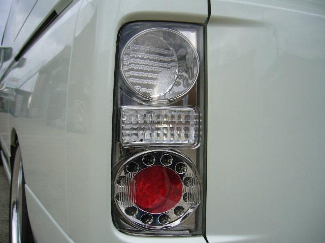 E51 エルグランド LEDテール 製作