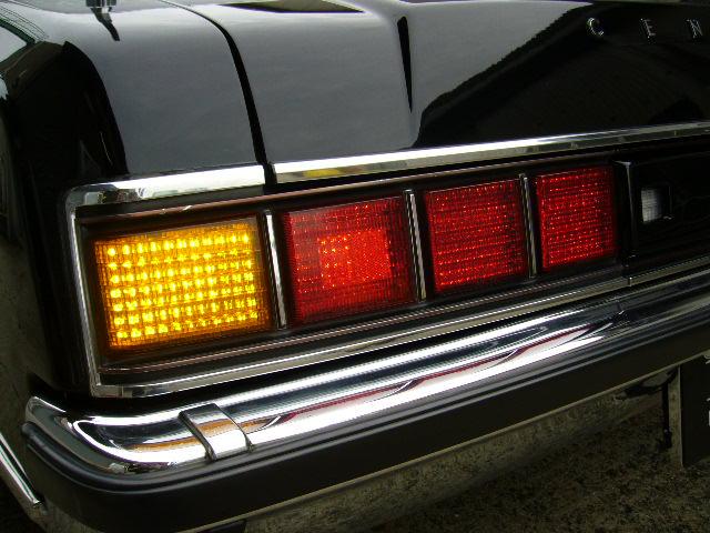 センチュリー LEDテールレンズ製作