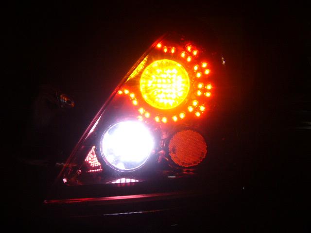 RBオデッセイ LEDテールレンズ加工製作