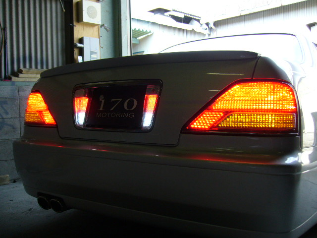 Y33 グランツ 後期 フルLED製作