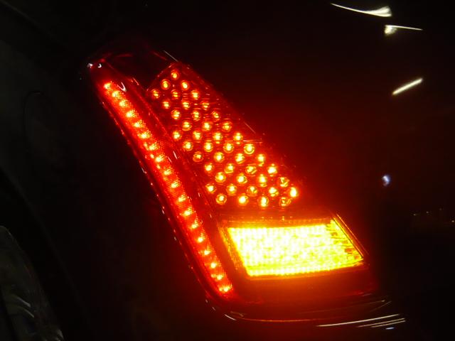 ムラーノ ヘッド&テールレンズ LED加工