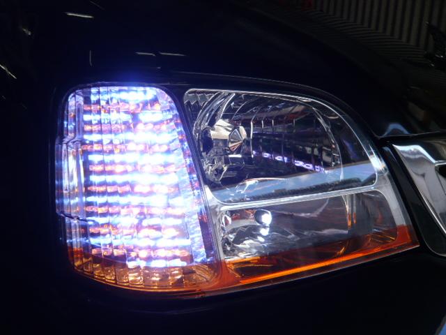 RF1ステップワゴン LEDヘッド&テール加工
