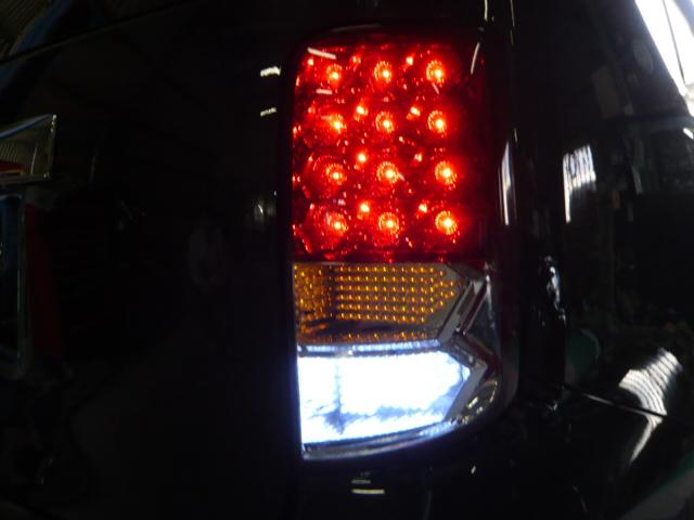 ルミオン LEDテール加工