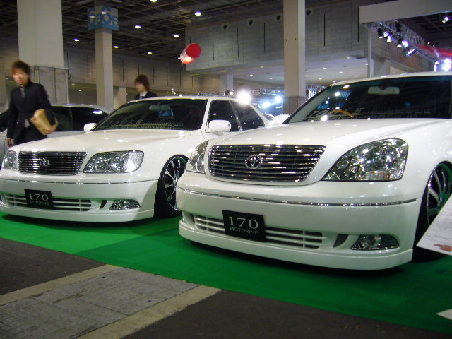 2008 大阪オートメッセ スパーク&シックスセンス
