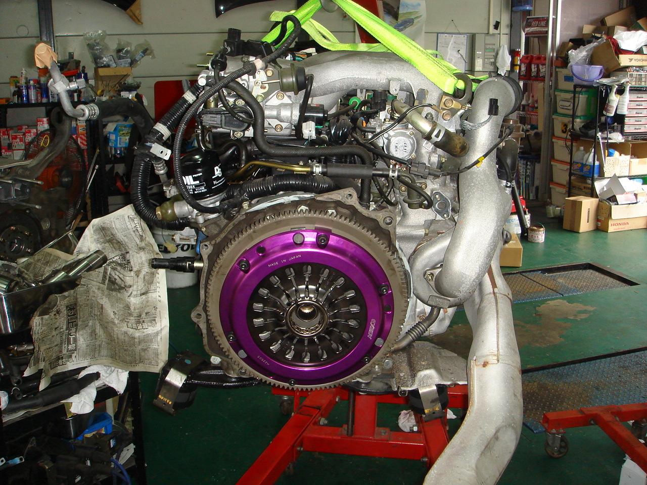 6型エンジン