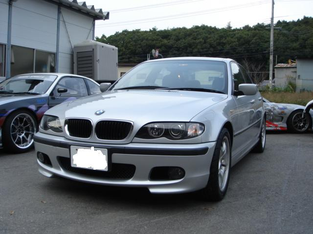 BMW E46後期ミッション