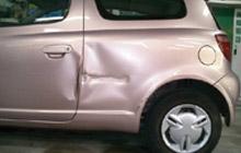 車のへこみ修理