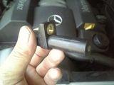 ベンツMクラスのセンサー不良修理 と ベンツSクラスW220の警告灯点灯修理