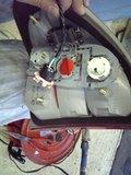 ベンツやBMWなどの欧州車ランプ不点灯修理