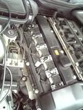 BMW 525 エンジン不調とBMWオーバーヒート修理