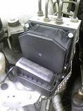 BMW528i E39 ABS警告灯点灯修理