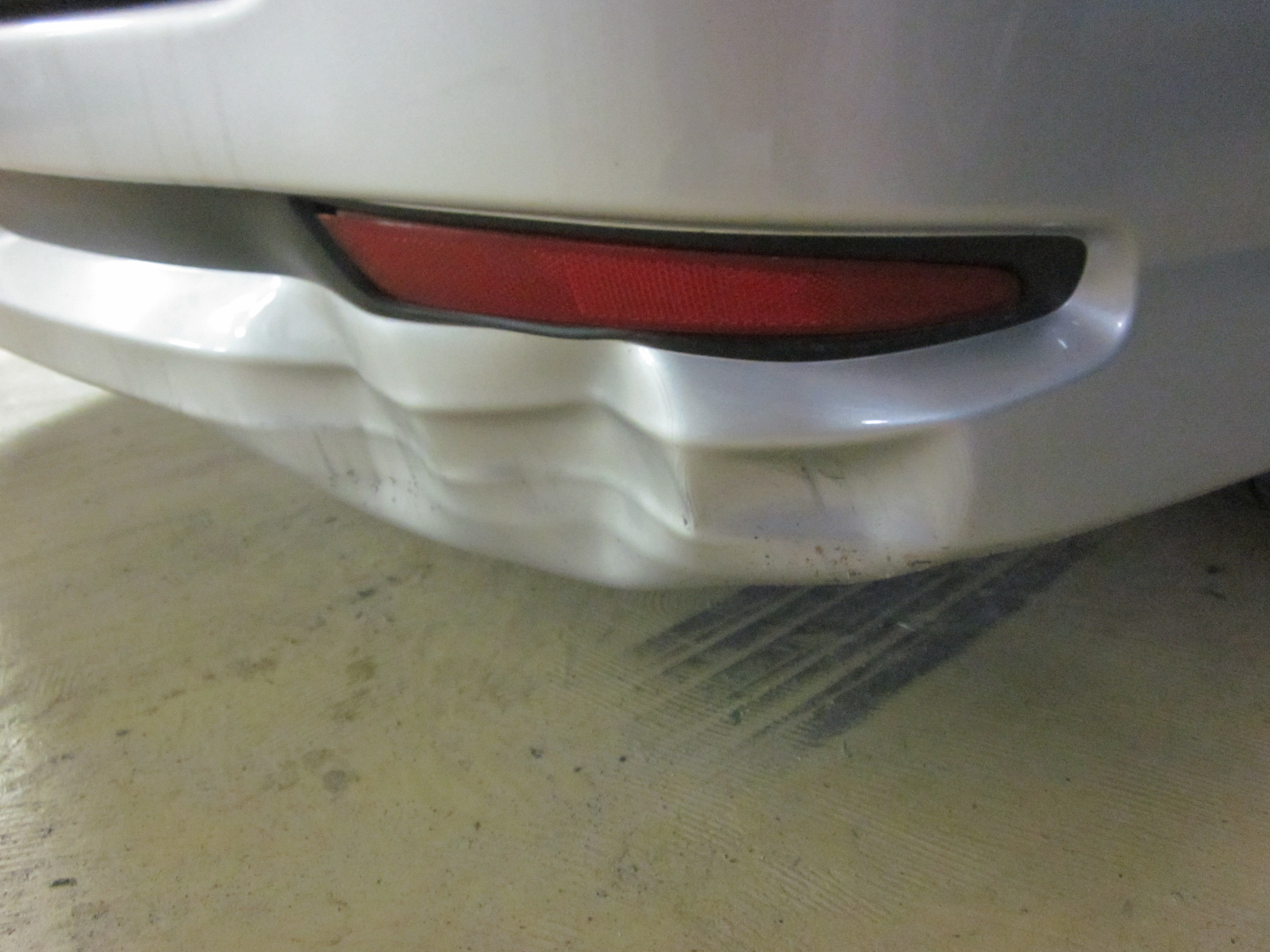 ウィングロード(Y12)保険板金修理