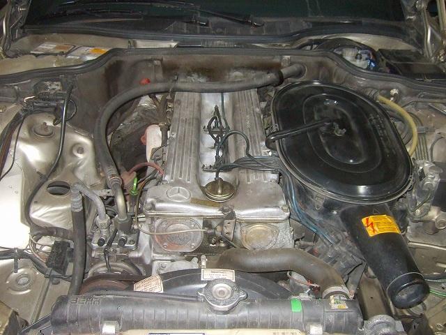 エンジンです。