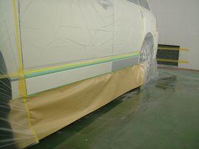 オデッセイの修理埼玉県自動車板金塗装修理/加須市