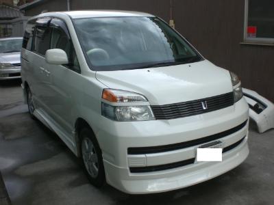 ヴォクシー埼玉県自動車板金塗装修理/久喜市