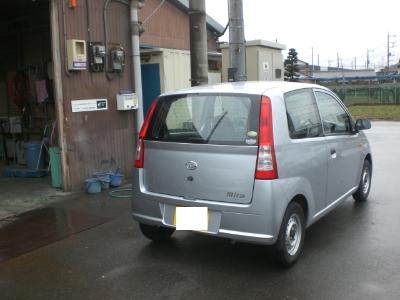 ミラ埼玉県自動車板金塗装修理/伊奈町