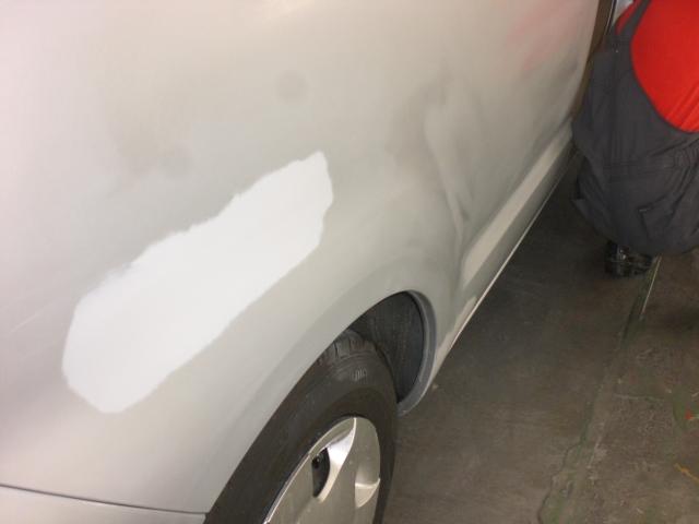 福祉車両ポルテ埼玉県自動車板金塗装修理/桶川市