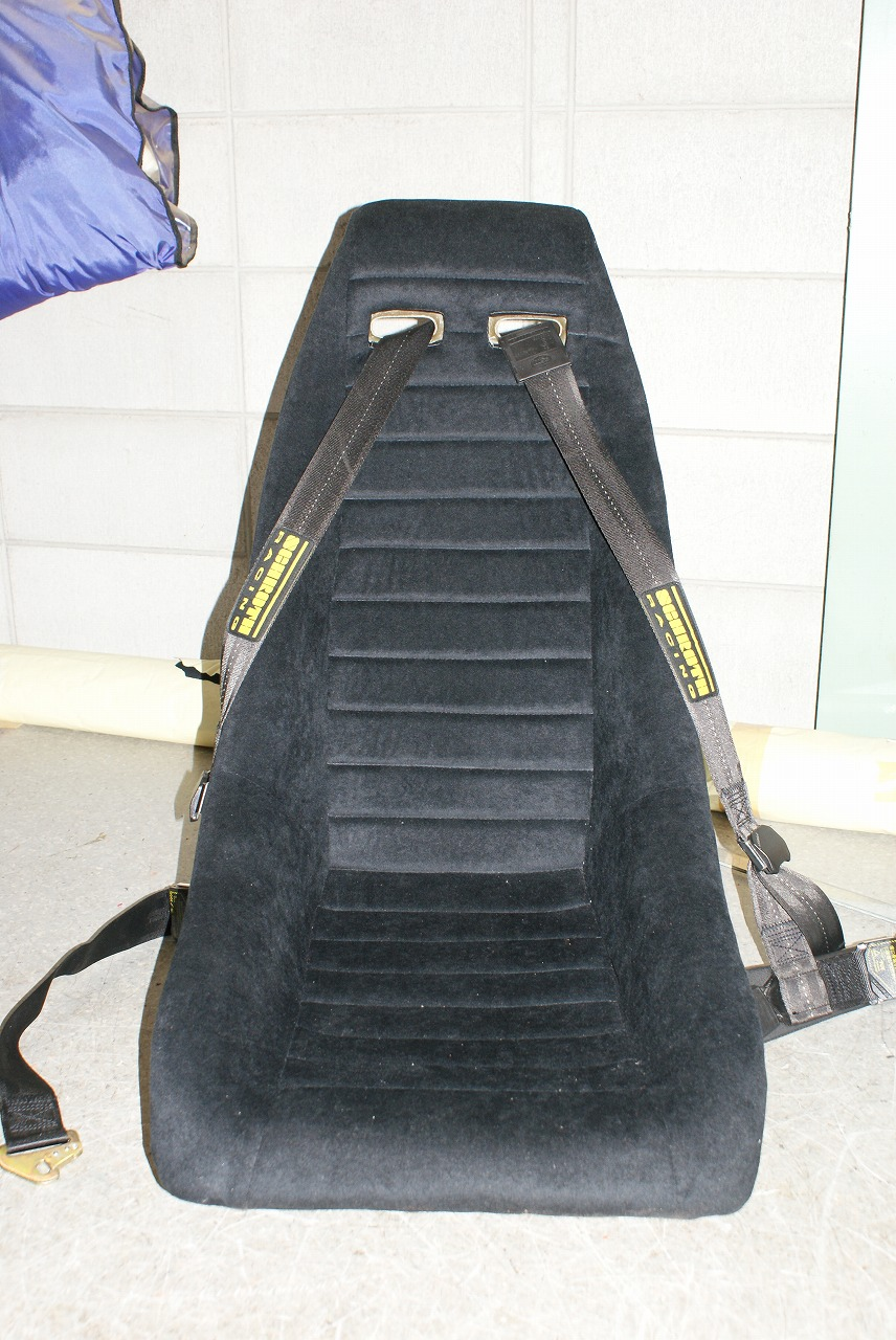 フルバケットシート シート張り替え 修理
