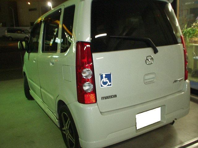 ワゴンRAZ-ワゴンフロントドア鈑金塗装リヤドア交換事故修理は千葉松戸タキザワ自動車