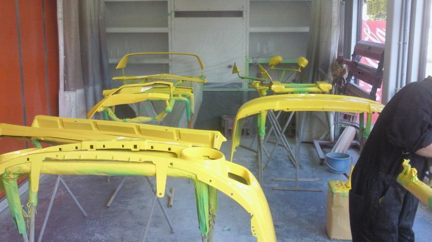 オールペイント全塗装色変えはディーラー指定工場千葉松戸タキザワ自動車へ