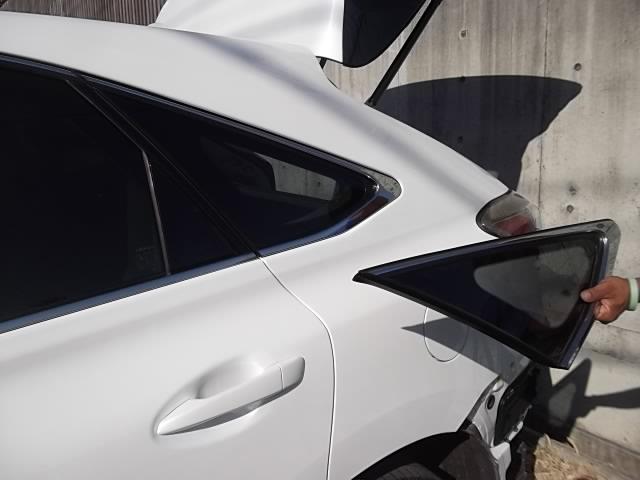 レクサスRX270350450Hキズヘコミ事故板金塗装修理