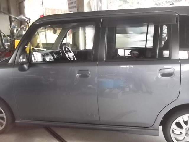 ムーヴコンテネイキッドミラタント千葉松戸板金塗装修理